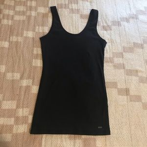 ❌SOLD❌ NWOT Hollister Ribbed Tank Black